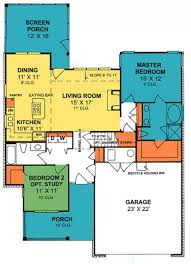 655939 2 bedroom 2 bath country cottage with open floor plan and