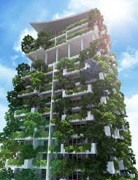 Clearpoint Sustainable Highrise Apartment Complex Located In - Sustainable apartment design