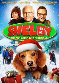 shelby the dog who saved christmas dvd amazon co uk rob