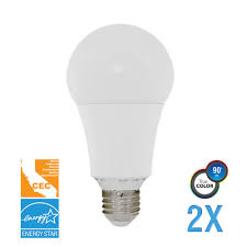 Cheapest Place To Buy Led Light Bulbs by Philips 100w Equivalent Daylight A19 Led Light Bulb 2 Pack