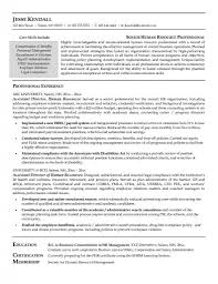 Sample Human Resources Assistant Resume Human Resource Assistant Resume Template