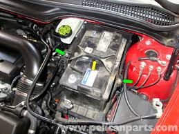volvo c30 battery replacement 2007 2013 pelican parts diy