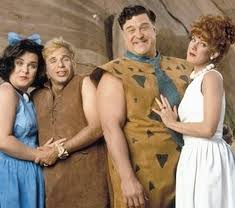 the flintstones 1994 starring john goodman rick moranis rosie