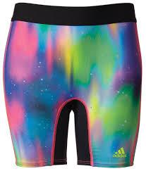 girls softball bedding adidas girls u0027 destiny printed softball sliding shorts u0027s