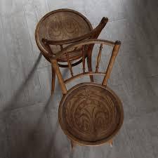 chaise nouveau chaise vintage baumann assises nouveau