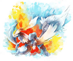 white kyurem white kyurem by cuteskitty on deviantart