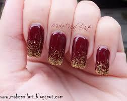 make nail art easy and fast autumn fall inspired nail fall