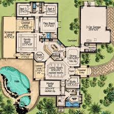 Mediterranean Floor Plans With Courtyard 752 Best Dream Homes Images On Pinterest Architecture Dream