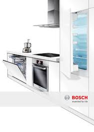 bosch built in brochure 2013 by jonny platt issuu