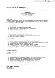 resume skill samples it resume skills resume skills and abilities