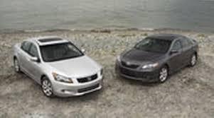 2007 honda accord dimensions 2008 honda accord vs 2007 toyota camry to motor trend