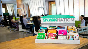 snacks delivered snacknation office snack delivery healthy snack delivery