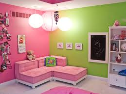 pink and green room bedrooms design in modern home style light green wall paint with