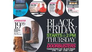 stores black friday 2015 ad stores open at 2pm thanksgiving day