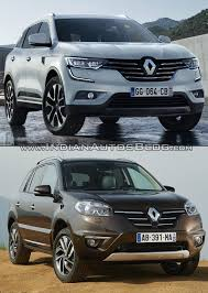 renault koleos 2013 2016 renault koleos vs old renault koleos u2013 old vs new