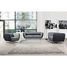 Black Modern Living Room Furniture Modern Livingroom Sets Descargas Mundiales Com