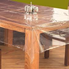 Online Shopping For Dining Table Cover Buy Clear Transparent Dining Table Cover Online In Pakistan Kaymu Pk