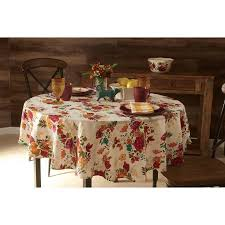 pioneer woman timeless floral tablecloth 70