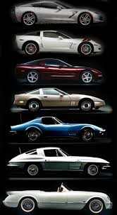 c4 corvette years chevy corvette generation which one do you like