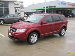 Dodge Journey Black - 2011 dodge journey mainstreet in deep cherry red crystal pearl