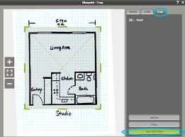 Scale Floor Plan Draw A Floor Plan From A Blueprint Web U2013 Roomsketcher Help Center