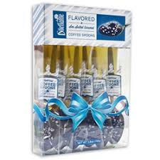 chocolate covered spoons wholesale flavored coffee spoons delicious gourmet flavors dilettante