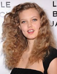 Hairstyles For Curly And Messy Hair | lindsey wixson messy curls hairstyles popular haircuts