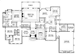 One Story House Plans With 4 Bedrooms 132 Best Dream Home Images On Pinterest House Floor Plans Dream