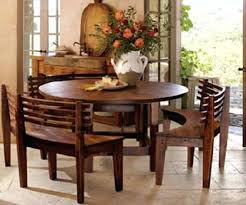 Circle Dining Table Circle Dining Table Additional Information Dinette Table And 4