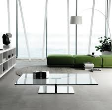 Modern Glass Coffee Tables Coffee Table Media Nl Rectangular Glass Coffee Table Terrace West