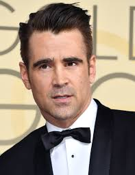 the key to colin farrell u0027s excellent fade haircut according to