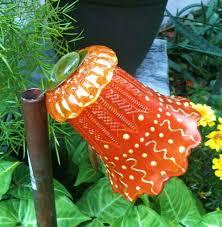 Garden Art To Make - 148 best garden art images on pinterest garden crafts garden