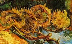 vincent van gogh artwork paintings sunflowers wallpaper