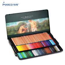 prismacolor watercolor pencils aliexpress buy marco 3120 prismacolor colored pencils 72