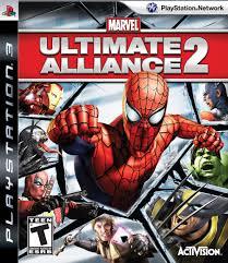 marvel thanksgiving marvel ultimate alliance 2 playstation 3 ign