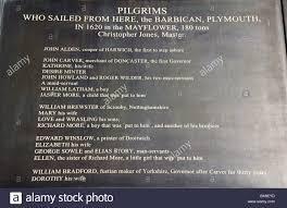 updated list of the mayflower ship passengers on the pilgrim