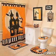 halloween bathroom decor sets tsc