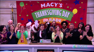macy s celebrates 87th annual macy s thanksgiving day parade