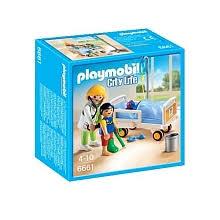 chambre d enfant playmobil playmobil chambre d enfant avec médecin 6661 playmobil