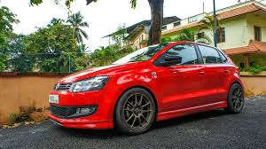 modified volkswagen polo vw polo 1 2 tsi
