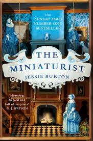 the miniaturist is named waterstones book of the year 2