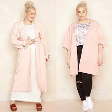 one one three spring summer 2016 plus size pastel collection