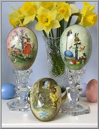 paper mache egg box easter shop whimsical paper mache egg boxes from germany d