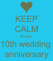 ten year anniversary ideas i cant believe that may husband and i been together for 10 year
