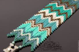 beading bracelet images Missoni bracelet shop online on livemaster with shipping jpg