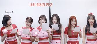 apink is adorable as they teach fans the