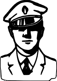 taxi driver car man coloring page wecoloringpage