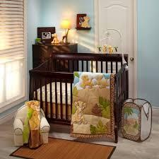 Cheetah Print Crib Bedding Set Frightening Animal Crib Bedding Set Jungle Drinkmorinaga Picture