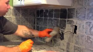 grouting kitchen backsplash grouting tile backsplash