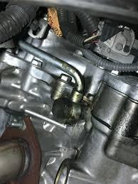 lexus is250 engine cover oil leak help pics clublexus lexus forum discussion